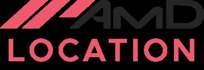 logo Amd Location vector Dynamique Black