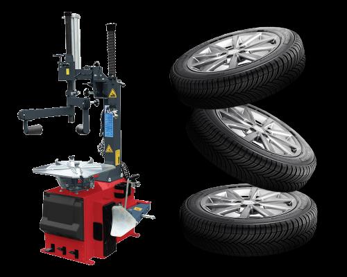 machine-à-pneus